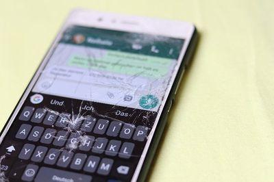 Handy kaputt Haftpflichtversicherung (1)