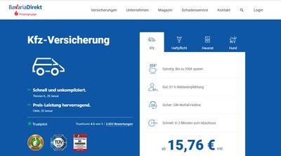 bavariadirekt Versicherung (1)